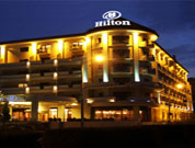 Hilton and Resort Group sign contract in London for construction of business hotel in Praia