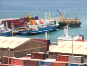 Provisional results from Praia port show increase in revenues, decrease in dockings