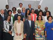 Cape Verde second in world in number of women in cabinet