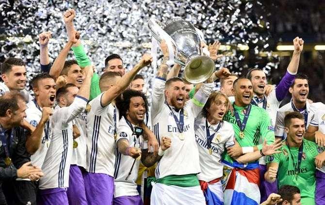 Eu não marquei muitos gols, mas alguns foram importantes, diz Zidane