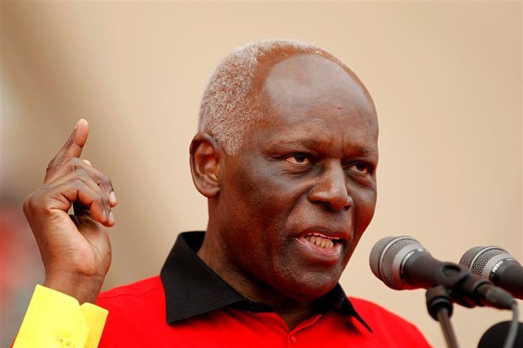 Agravou-se o estado de saúde do Presidente de Angola