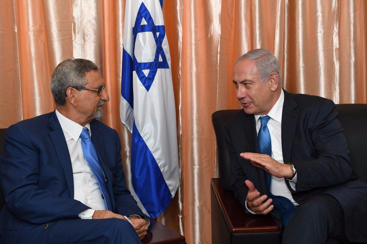 Presidente Jorge Fonseca garante a Israel total apoio de Cabo Verde na ONU
