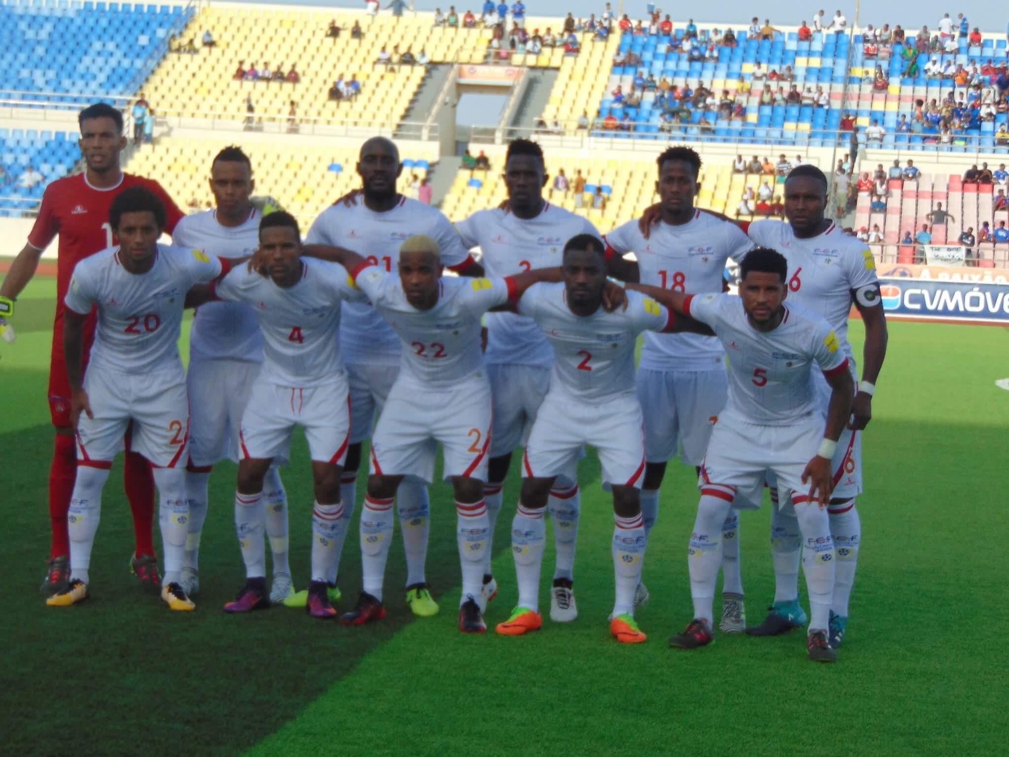 Cabo Verde vence na África do Sul com bis de Garry Rodrigues