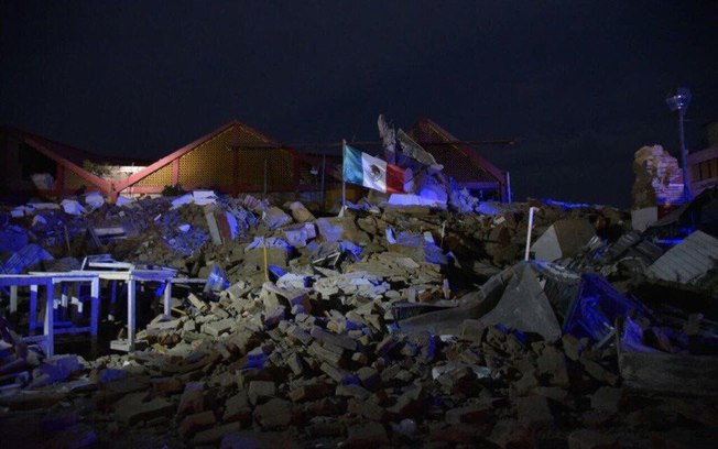 Terremoto de 8 graus atinge México e dispara alerta de tsunami