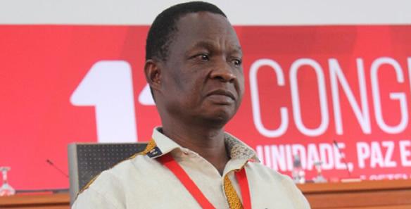 Filipe Nyusi recandidata-se à presidência de Moçambique em 2019