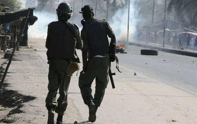 Moambique Polcia j deteve mais 10 membros do grupo armado no