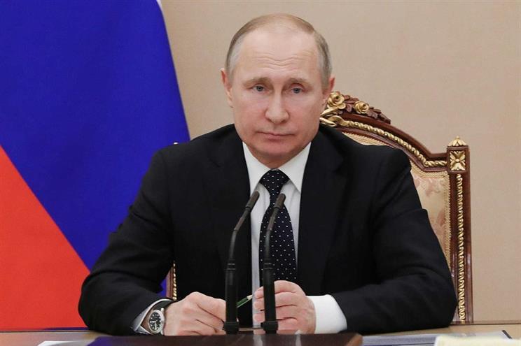 EUA anunciam sanções contra a Rússia