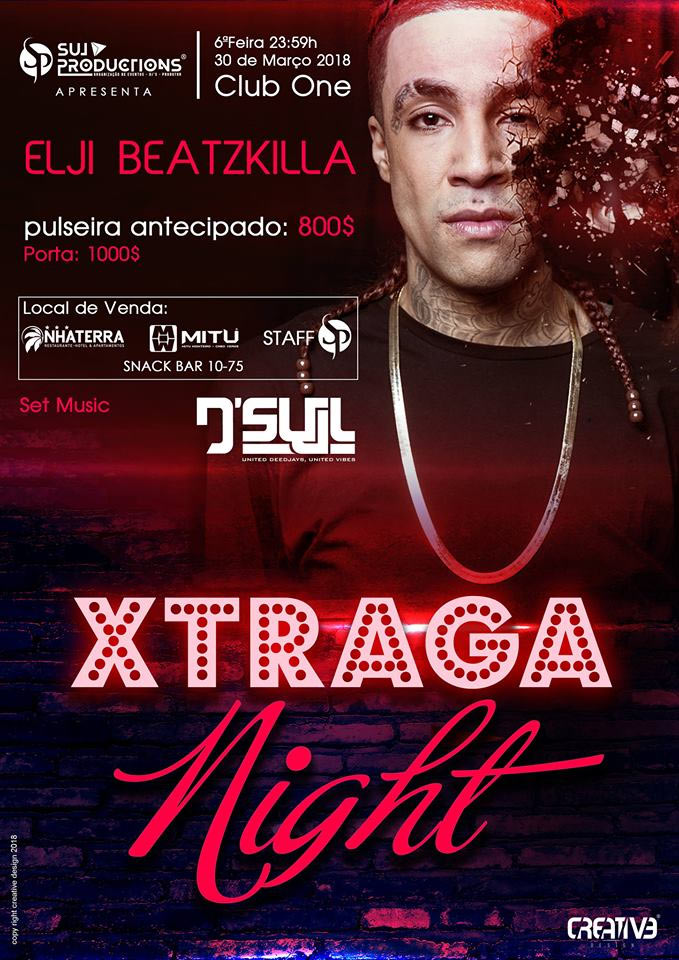 Elji Beatzkilla atua no Club One no Sal
