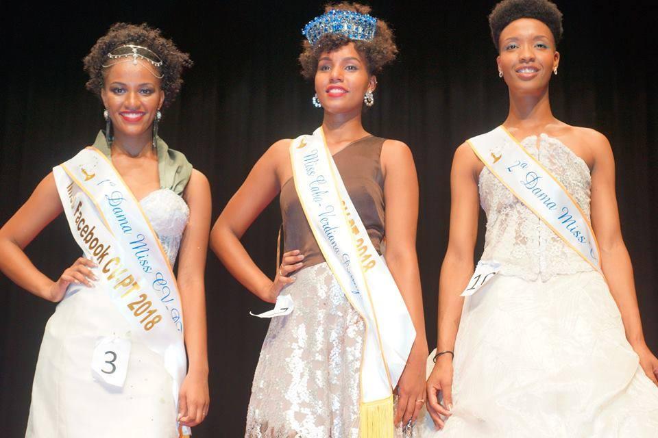 irina pires  u00c9 miss cabo-verdiana portugal 2018 - primeiro di u00e1rio caboverdiano em linha