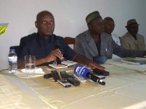 Guiné-Bissau:Após reunião com régulos, JOMAV defende continuidade do  Governo de Aristides Gomes para realizar eleições