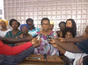 Guiné-Bissau: Coordenador das Mulheres Facilitadoras do Diálogo garante que vai sondar atores políticos para ultrapassar impasse na ANP