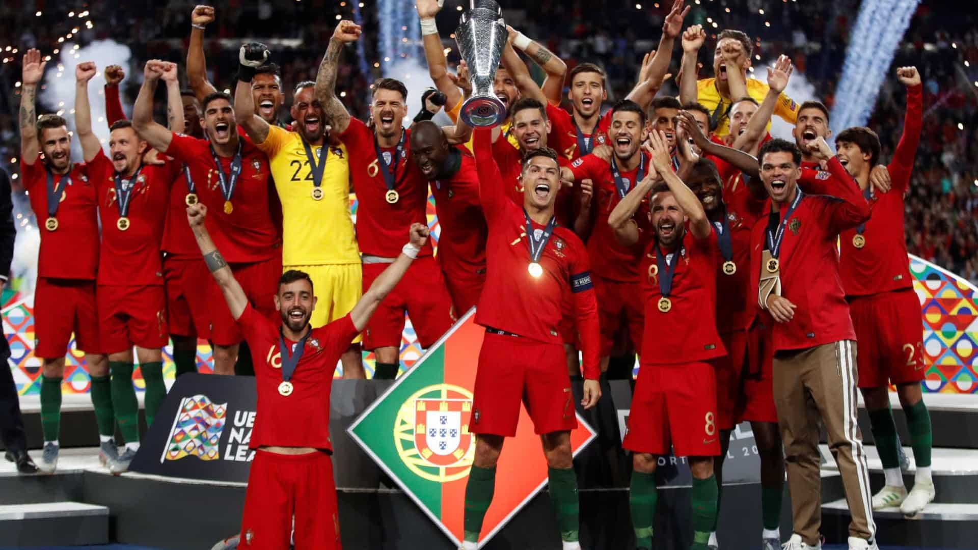 mundo rendido ao  u0026quot rei da europa u0026quot   aten u00e7 u00e3o  u00e0 men u00e7 u00e3o de espanha a portugal