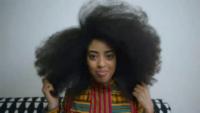 Maior afro é de Simone Williams, certifica o Guinness