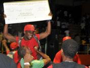B-Brother vence o concurso de dança Hip Hop 2009