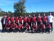 Estudantes africanos de Bragança criam equipa de futebol federado