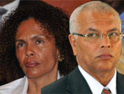 Cristina Duarte e Carlos Burgo presentes na AG do FMI e do BM