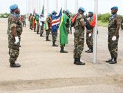 Guiné-Bissau fora do exercício militar Felino 2013 da CPLP